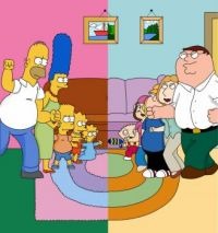 Simpsons v Family Guy