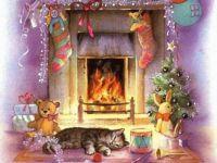 Pastel Holiday Warmth