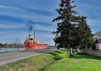 Federal Bristol in the Welland Canal 2