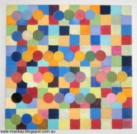 Kate Mackay - Art does not reproduce what we see it makes us see (Paul Klee)
