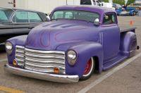 Custom Chevy Pickup 2