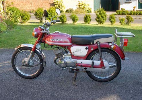 4  - Suzuki B120P