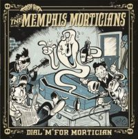 The Memphis Morticians Album Cover