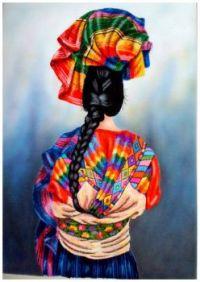 by Ottoniel Chavajay (Mayan)