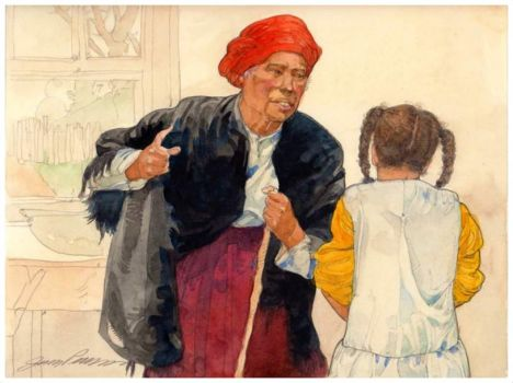 Come on Home With Me ~ Jerry Pinkney