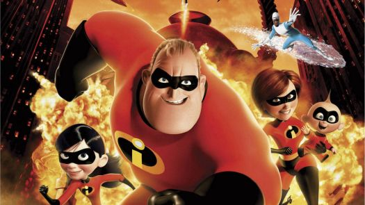 An Incredibles Explosion