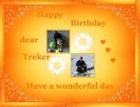 Happy Birthday dear Treker
