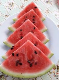 meloun, watermelon