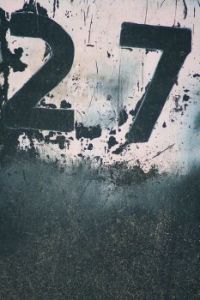 Theme: Numbers - 27