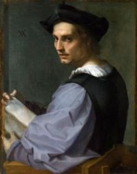Andrea del Sarto (1486–1530), Portrait of a Man