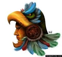 Warrior Headdress