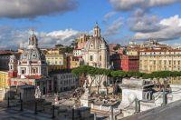 Piazza del Popolo, Rome, Italy  6012