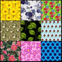 Flower patterns 97