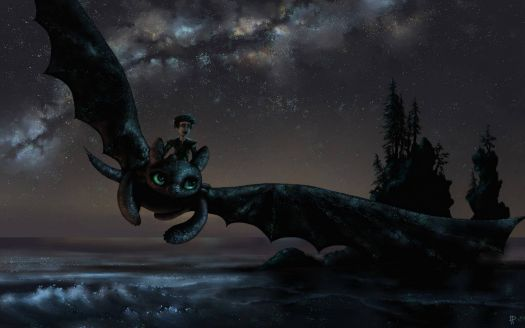 How To Train Your Dragon - Fly to the Stars