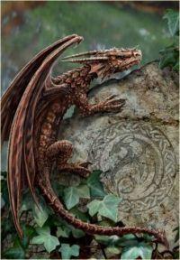 Spiny Woodland Hopper Dragon (large)