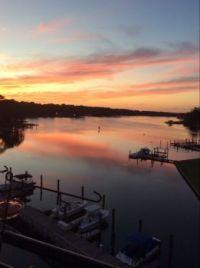 Linkhorn Bay sunset