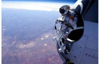 The true meaning of High Jump (Photo: Felix Baumgartner)