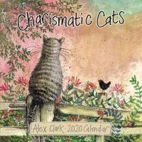 2020 Wall Calendar Charismatic Cats