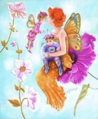 Mother Fairy's Kiss