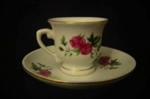 Little Tea Cup and Saucer