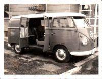 1956 VW Kombi Camper