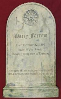 A Folkie Halloween: Darcy Farrow