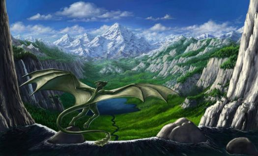 Valley & Dragon