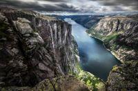 Lysefjord (from Kjerag), Norway