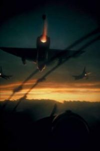 F-102 Nght Flight