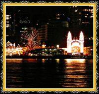 Lights of Luna Park.