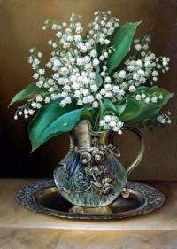 Lily of the Valley - Pinterest