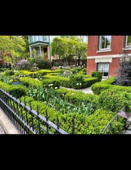 Wicker Park Garden, Chicago