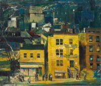 John R. Grabach (American, 1880–1981), Sunlight