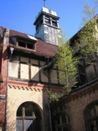 Ruin in Beelitz-Heilstätten in the year 2008 -small-