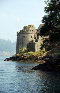 Dartmouth-castle, Devon