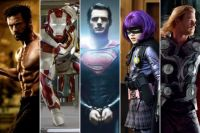 Superhero Movies 2013