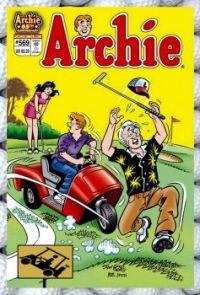 Archie #569 Fitness Fun