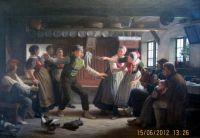 Julius Exner 1866 Blindebuk