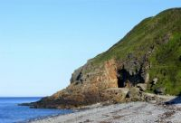 190. St Ninian's Cave