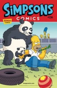 The Simpsons Comics