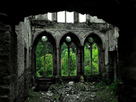 beautiful-abandoned-place