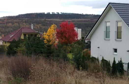 Podzim ve městě