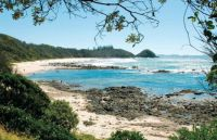 Beach near Port Macquarie