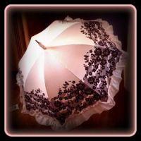 Pinknblack Parasol Umbrella