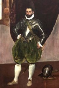 EL Greco (Greek, 1541–1614, active in Spain from 1577), Vincenzo Anastagi (ca 1575)