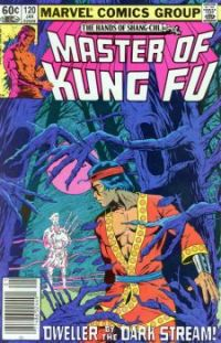 Marvel's Master Of Kung-Fu