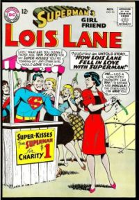 Superman's Girlfriend, Lois Lane #53