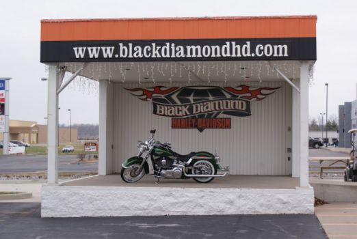 Black Diamond Harley Davidson ~ Marion, Illinois