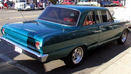 Chevy II -- What year???