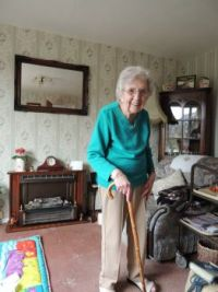 My 94 Year Old Mother